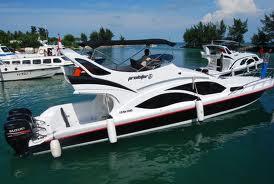 Pulau Tidung Speedboat