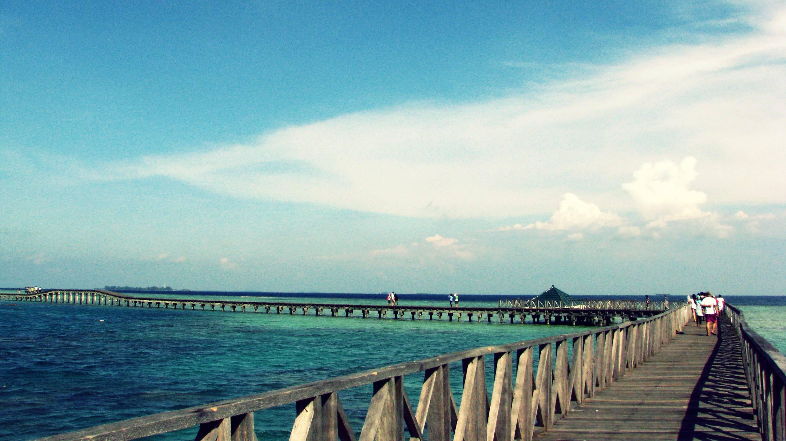 penginapan pulau tidung