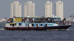 boat pulau harapan
