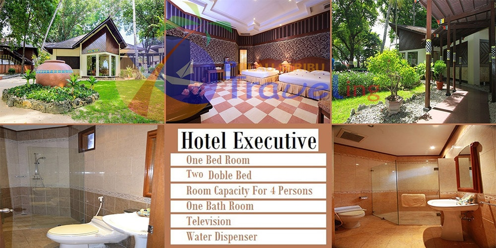 Hotel pulau ayer Land Executive