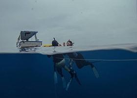 aktivitas snorkling pulau tidung