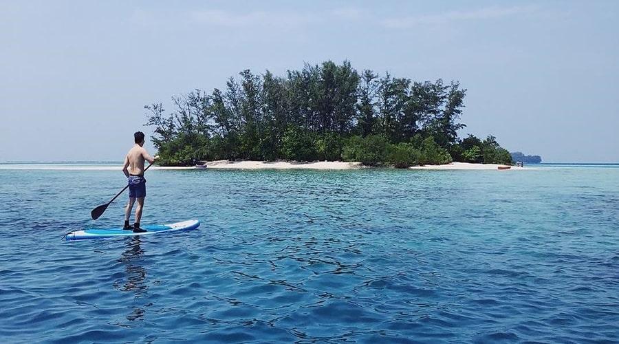 aktivitas seru di Kepulauan Seribu jakarta