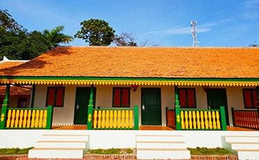 cottage pulau bidadari