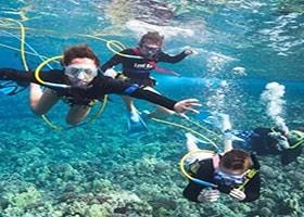 diving di pulau tidung