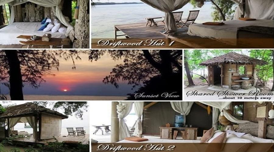 fasilitas cottage pulau macan