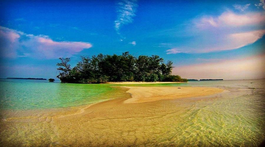 perairan pulau seribu