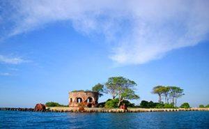 wisata pulau bidadari jakarta