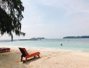 pantai pulau sepa