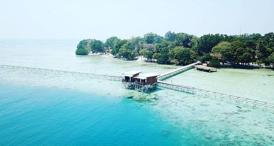 wisata pulau seribu terbaik
