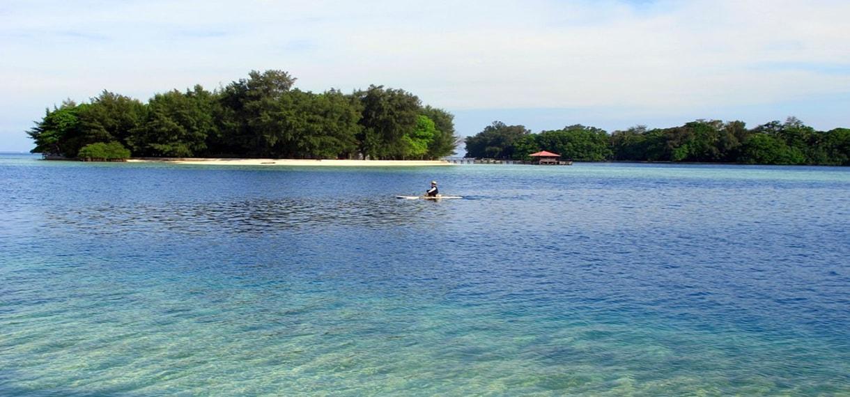 liburan pulau harapan