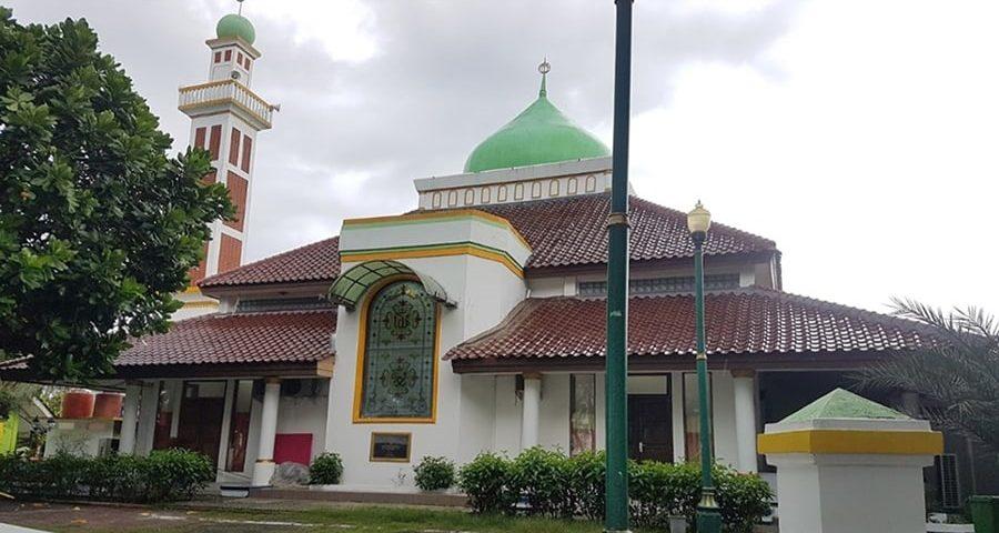 masjid di Pulau Seribu