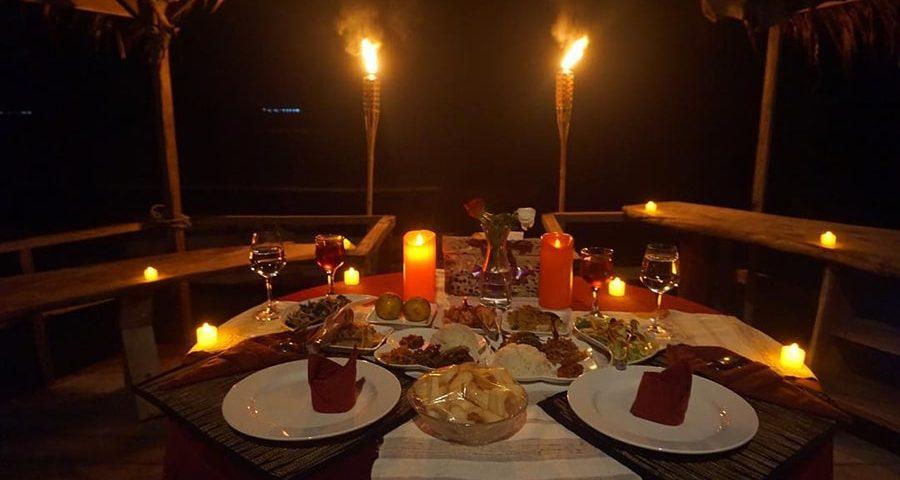 wisata kuliner di Pulau Macan