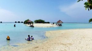 wisata pantai pulau seribu