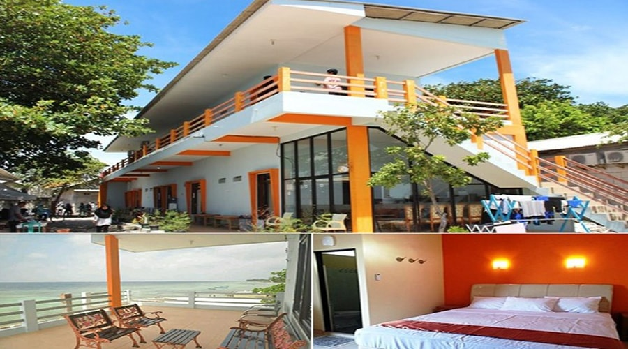 hotel pulau tidung