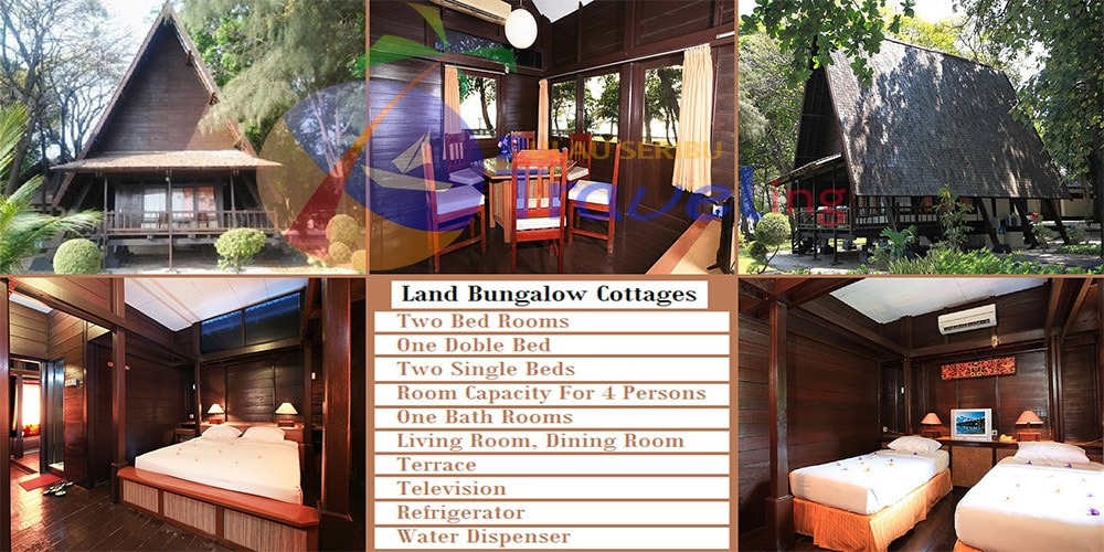 pulau ayer Cottage Land Bungalow
