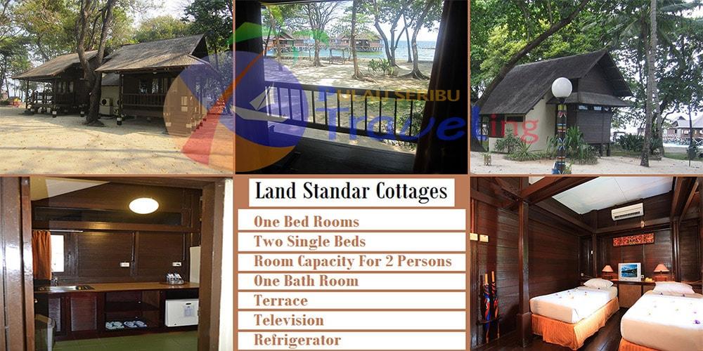 pulau ayer Cottage Land Standar