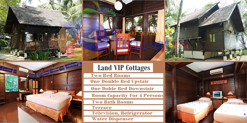 pulau ayer Cottage Land VIP