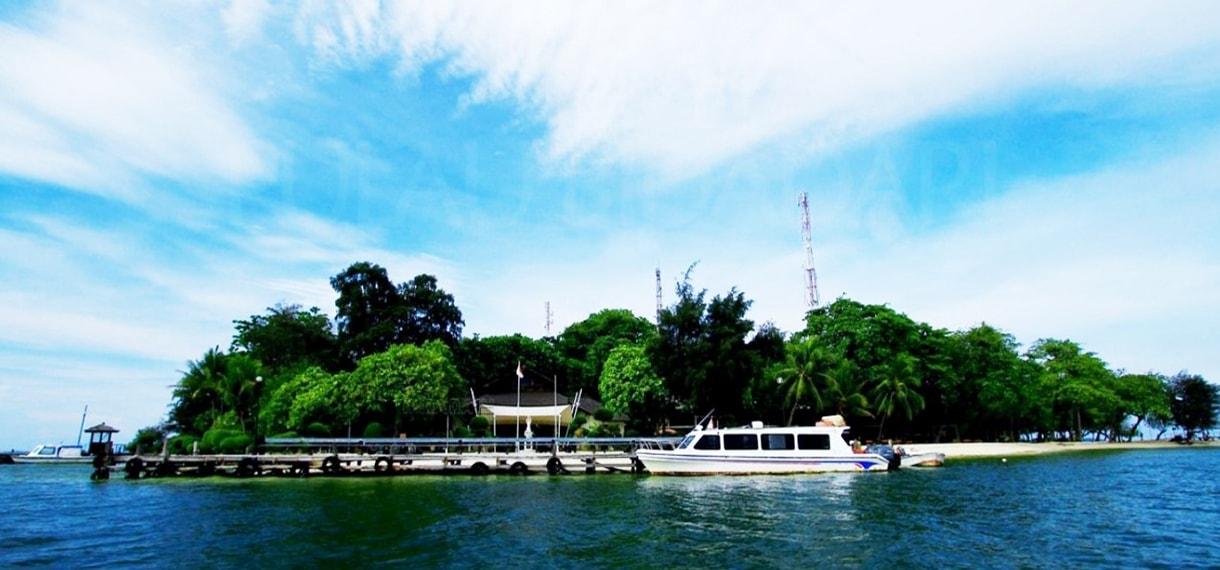 pulau Bidadari paket