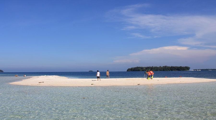 pulau gosong kepulauan seribu