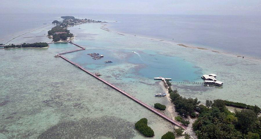 Berlibur ke Pulau Tidung