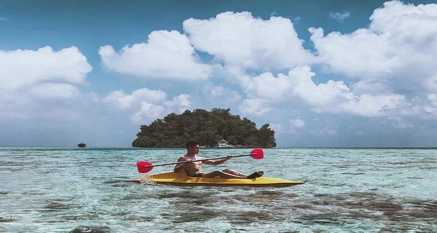 solo traveling Pulau Seribu