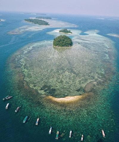 pulau genteng kecil