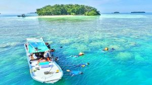 tour pulau harapan