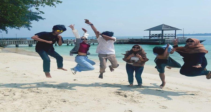 kegiatan seru di Kepulauan Seribu