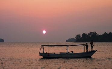 trip pulau harapan