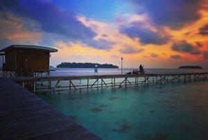 trip pulau putri