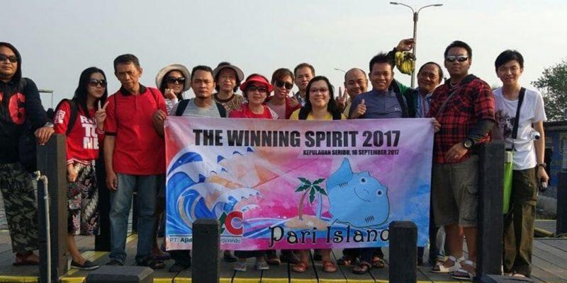 trip wisata pulau seribu