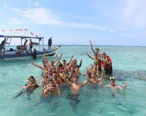 water sport pulau sepa