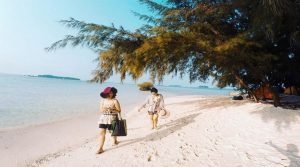 Pulau Seribu Backpacker