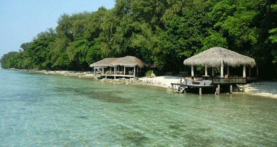 camping di pulau kotok