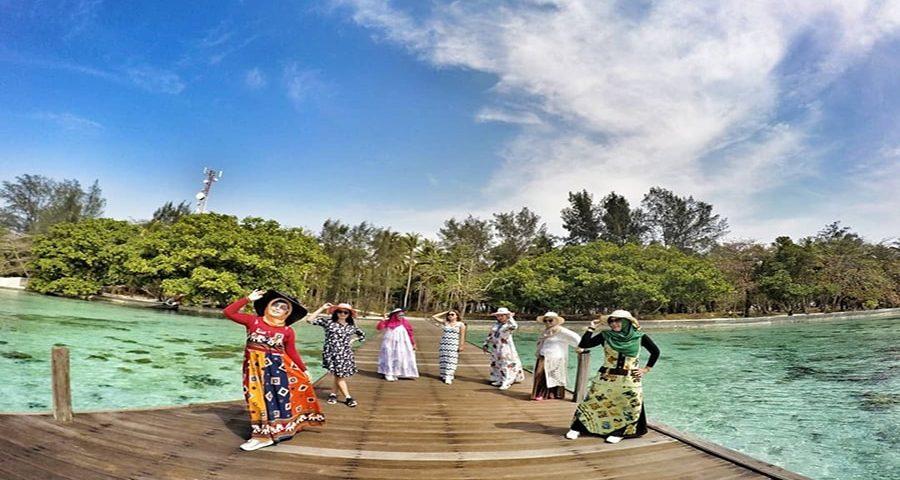 Aktivitas seru di Kepulauan Seribu