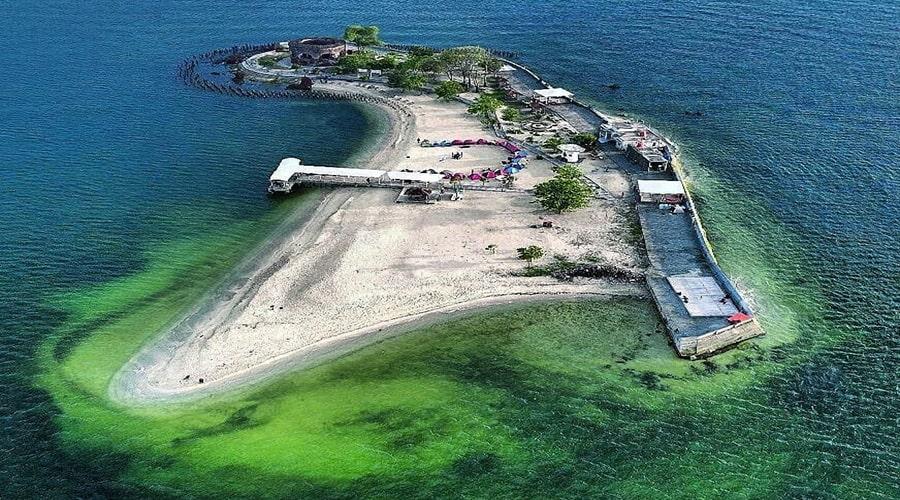 spot indah Pulau Seribu