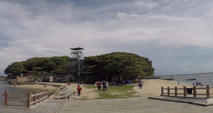 wisata pulau misterius