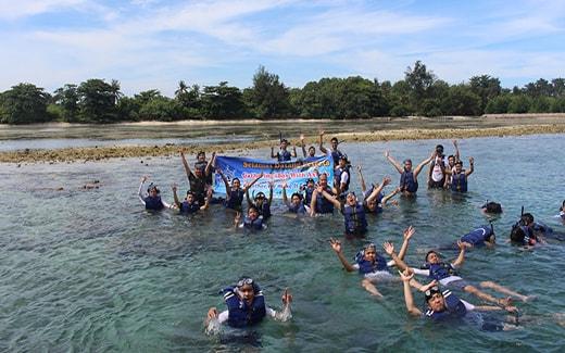 wisata pulau seribu 2019